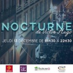 <b>Dernière nocturne de l'année au Marché Victor Hugo ce jeudi 13 décembre !</b>