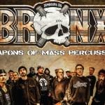 <b>Les Tambours du Bronx, ce vendredi au Bascala</b>