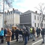 <b>[VIDÉO] Gilets jaunes. Des Saboliens devant le commissariat du Mans après l&#039;interpellation de p...</b>