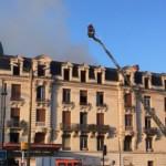 <b>Les victimes de l'incendie de la rue Bayard appellent à une nouvelle action</b>