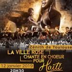 <b>Ce samedi, la Ville Rose chante en chœur pour Haiti !</b>
