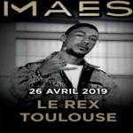 <b>MAES le 26 avril au Rex de Toulouse</b>