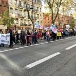 <b>Journée de mobilisation des syndicats d'enseignants à Toulouse</b>