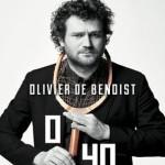 <b>Olivier de Benoist en grande forme ce mercredi à Toulouse !</b>