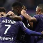 <b>Ligue 1 : Lyon arrache le nul à Toulouse (2-2)</b>