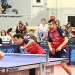 <b>Tennis de table. Après 3h30 de combat, le Caen TTC remporte le derby contre Argentan</b>