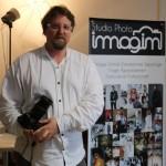 <b>Pays de Fougères :  Benjamin Devaux reprend le Studio Photo Imagin de Louvigné-du-Désert</b>