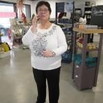 <b>La commerçante attend sa ligne téléphonique depuis trois mois à Callac</b>