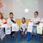 <b>A Vimoutiers, les collègiens de Hée-Fergant crée leur mini-entreprise : la P&#039;tite ferme d&#039;...</b>
