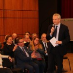 <b>Yvelines. Bruno Le Maire, invité surprise du Grand Débat national à Louveciennes</b>