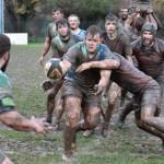 <b>VIDEO.  Rugby : Lisieux a dominé Vire dans la boue</b>