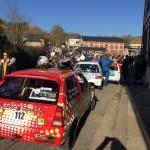 <b>Automobile. Le rallye de la côte Fleurie 2019</b>