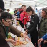 <b>Les Sables-d&#039;Olonne : la compétition se termine par un buffet campagnard !</b>