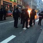 <b>Bilan de l'acte XII des Gilets jaunes en Seine-Maritime : des interpellations mais moins de violence...</b>