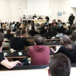 <b>Etudiants étrangers : à Nancy, la ministre refuse de revenir sur la hausse des frais d&#039;inscript...</b>