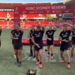 <b>Vidéo. Le Haka des Néo-Zélandaises pour fêter leur titre à Sydney</b>