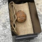 <b>Insolite : une grenade dans un chargement de pommes de terre françaises arrivé à Hong Kong</b>