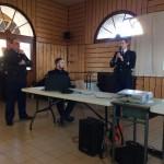 <b>Délinquance : la communauté de brigades de Poligny a présenté les chiffres de l&#039;année 2018</b>