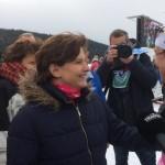 <b>[Video] Roxana Maracineanu, Ministre des sports  : Le Jura est un département qui m&#039;a beaucoup...</b>