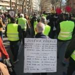 <b>DIRECT. Des milliers de gilets jaunes dans les rues de Toulouse pour l&#039;acte XIV de la mobilisat...</b>