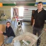 <b>A Pluméliau, Jean-Yves et Fabienne reprennent la supérette</b>