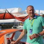 <b>Golden Globe Race : Uku Randmaa est à court de vivres</b>