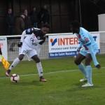 <b>Football (N3) : décevants, les Voltigeurs de Châteaubriant laissent le leadership à Saint-Nazaire</b>