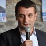 <b>Florian Philippot en dédicace à Lons-le-Saunier le samedi 23 février</b>