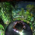<b>Retour de la toile géante Amazonia au Panorama XXL, à Rouen : immersion au cœur d&#039;une forêt fra...</b>