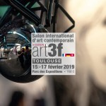 <b>Art3f Toulouse, 4ème édition du salon international d'art contemporain</b>