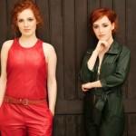 <b>Les soeurs Camille et Julie Berthollet pour deux soirs à Odyssud</b>