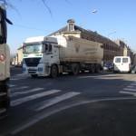<b>Circulation interdite aux poids lourds : grosses amendes dans une ville de Lorraine</b>