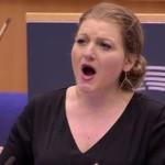 <b>Alençon. Clémence Poussin, mezzo-soprano, chante devant le Parlement européen</b>