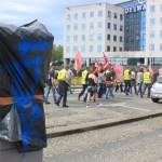 <b>Deux Gilets jaunes interpellés pour avoir repeint 23 horodateurs au Havre</b>