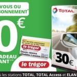 <b>30 euros de carte cadeau carburant pour tout nouvel abonnement au Trégor</b>