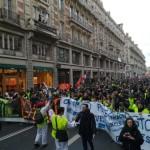 <b>Grève générale: forte mobilisation et perturbations à prévoir à Toulouse le 5 février</b>