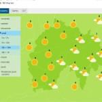 <b>Météo. Légère baisse des températures pour ce lundi 18 février dans le Cantal</b>