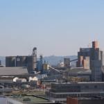 <b>Combustion dans un silo au port de commerce de Brest : le site toujours sous surveillance</b>