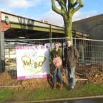 <b>C&#039;est l&#039;heure des derniers travaux du nouveau magasin Val2bio à Val-de-Reuil, dans l&#039;...</b>