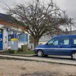 <b>Crécy-en-Ponthieu : dérangés en plein casse à la Poste</b>