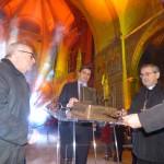 <b>Le coup d&#039;envoi des 900ans de la cathédrale de Cahors en un magistral spectacle son et lumière...</b>