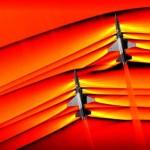 <b>EN IMAGES. Voici ce qu&#039;il se passe lorsqu&#039;un avion franchit le mur du son</b>