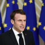 <b>Élections européennes : Emmanuel Macron propose de remettre à plat l'espace Schengen</b>