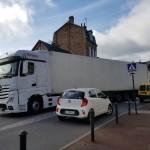 <b>La Mairie de Touques réfléchit à un moyen pour limiter le flux de véhicules dans le centre-bourg</b>
