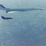 <b>Insolite. Quand le Concorde survolait Lannion…</b>