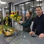 <b>Depuis les années 80, l&#039;entreprise Isa Fleurs a semé ses graines en Normandie</b>