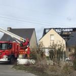 <b>Saint-Nazaire : un couple réveillé par l&#039;incendie de sa maison</b>