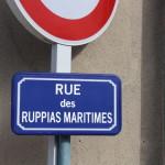 <b>Les Sables-d&#039;Olonne : un troisième nom pour une même rue en quelques semaines</b>