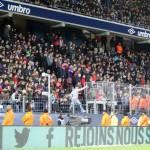 <b>Football. Après la défaite 5-0 contre Saint-Étienne, le torchon brûle entre le SM Caen et ses suppor...</b>