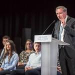 <b>À Toulouse, François Fillon veut faire redécoller sa campagne devant 5000militants</b>